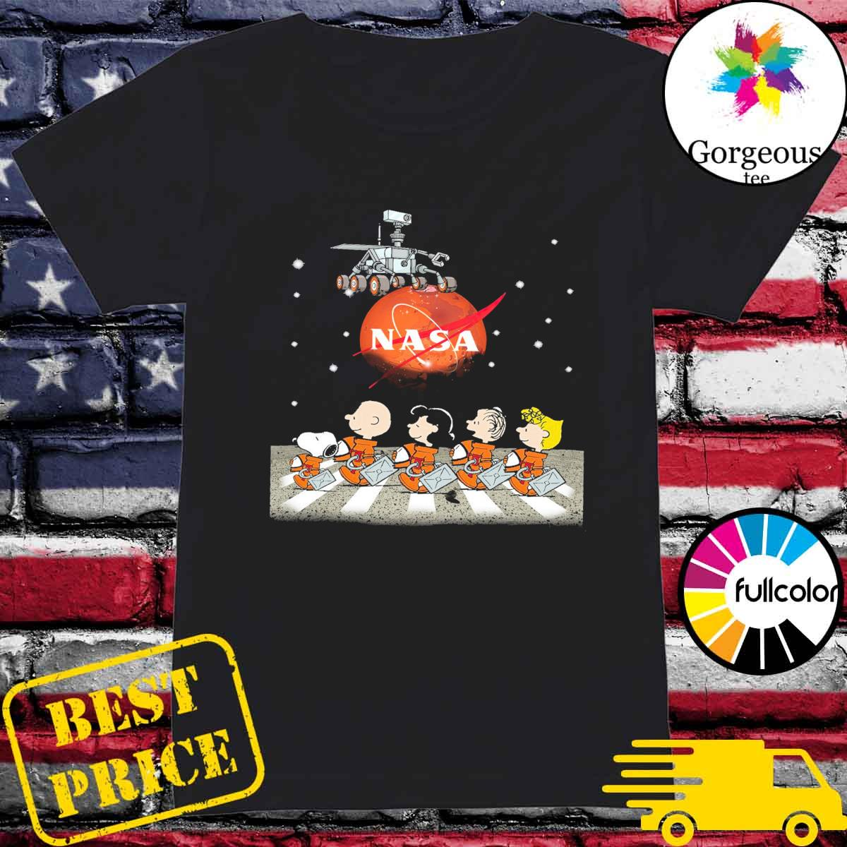 The Peanuts Walking on the Moon Nasa s Ladies