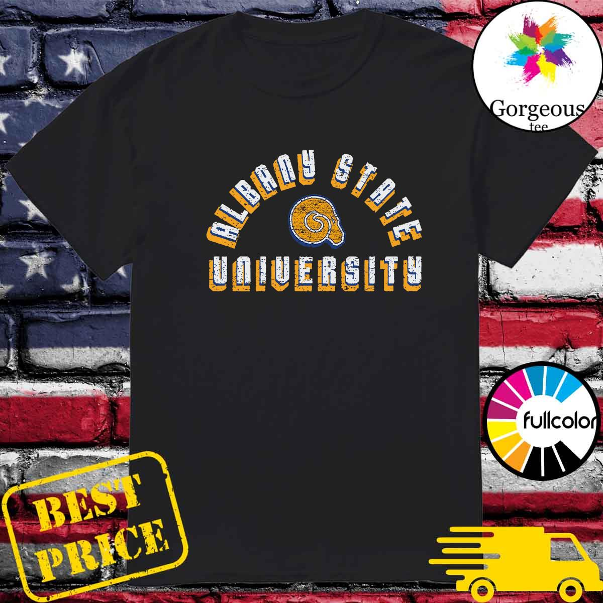 Official Asu Albany State University Golden Rams Freshman Shirt