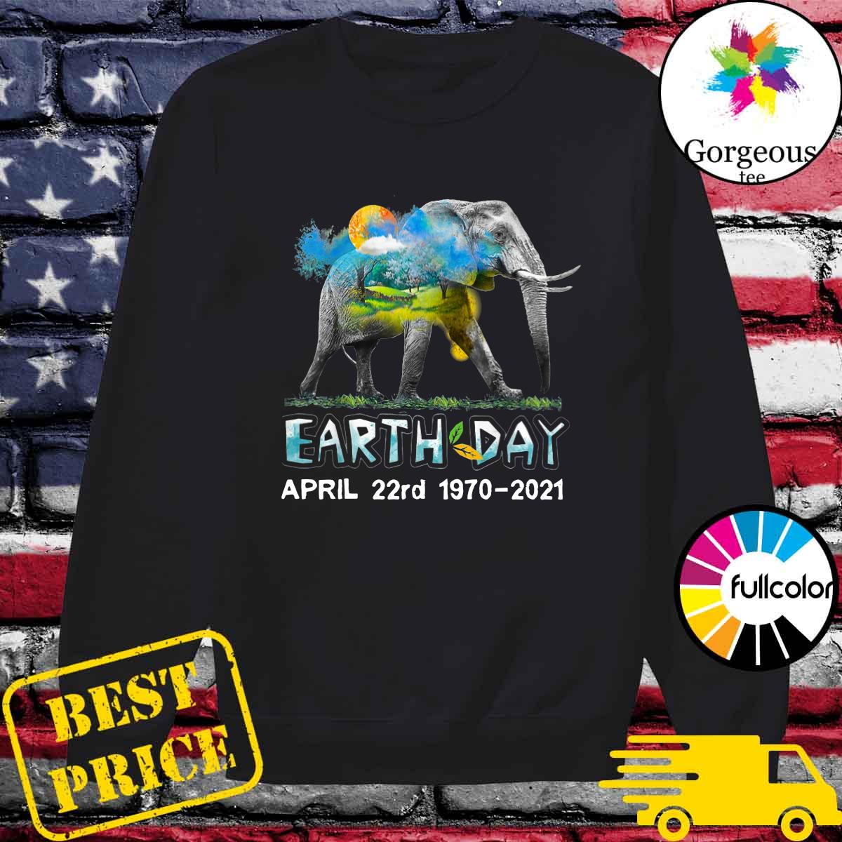 Official Elephant Happy Earth Day With 51st Anniversary ...