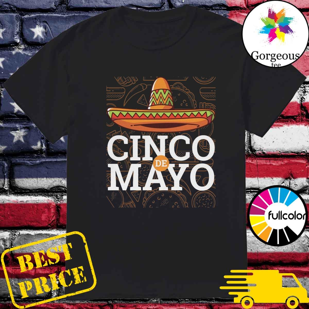 Official Cinco De Mayo 2021 Shirt