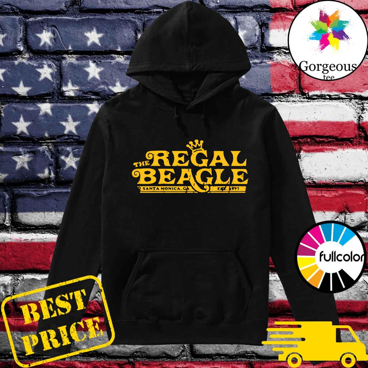 Official The Regal Beagle Shirt Hoodie