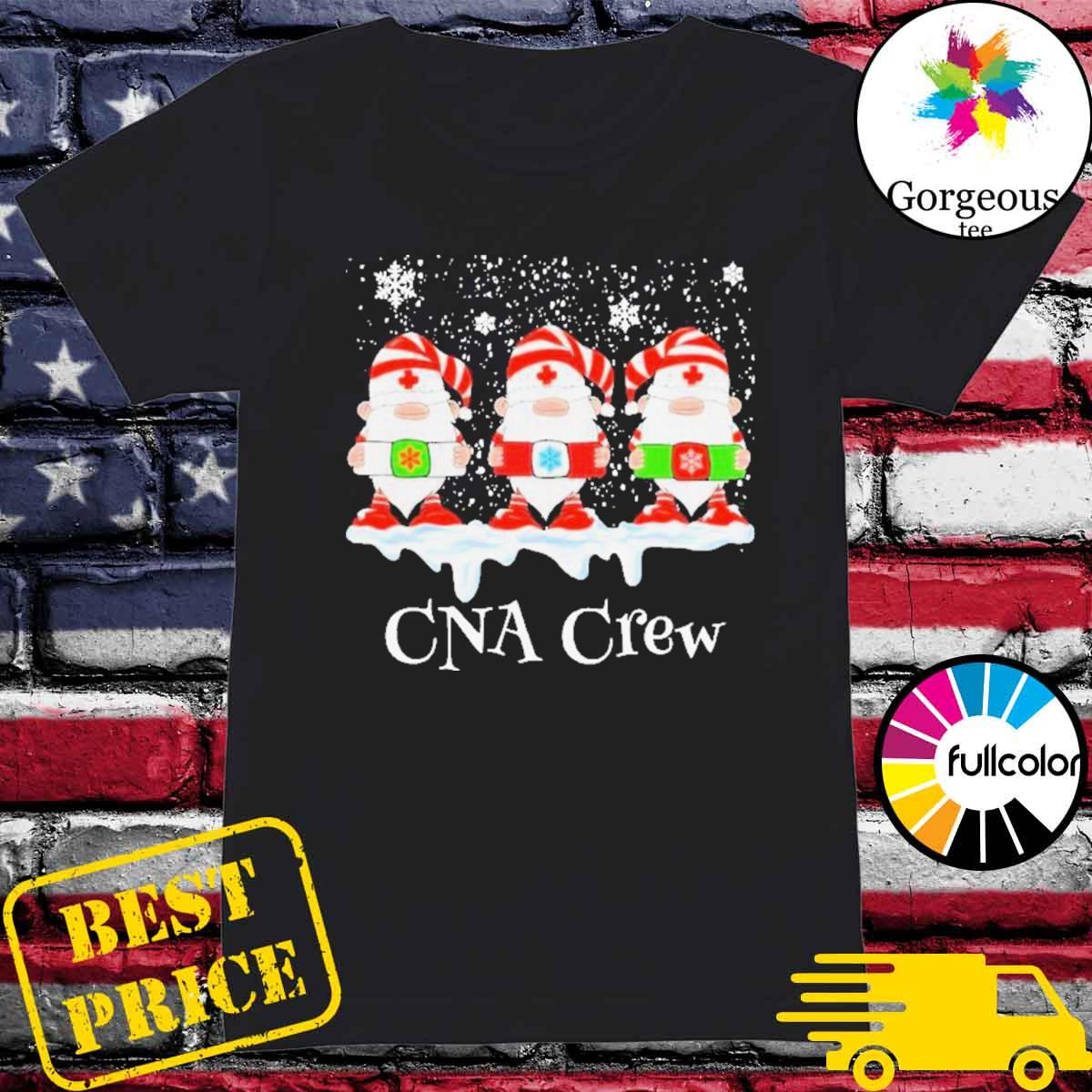 Gnome nurse cna crew merry Christmas 2020 s Ladies
