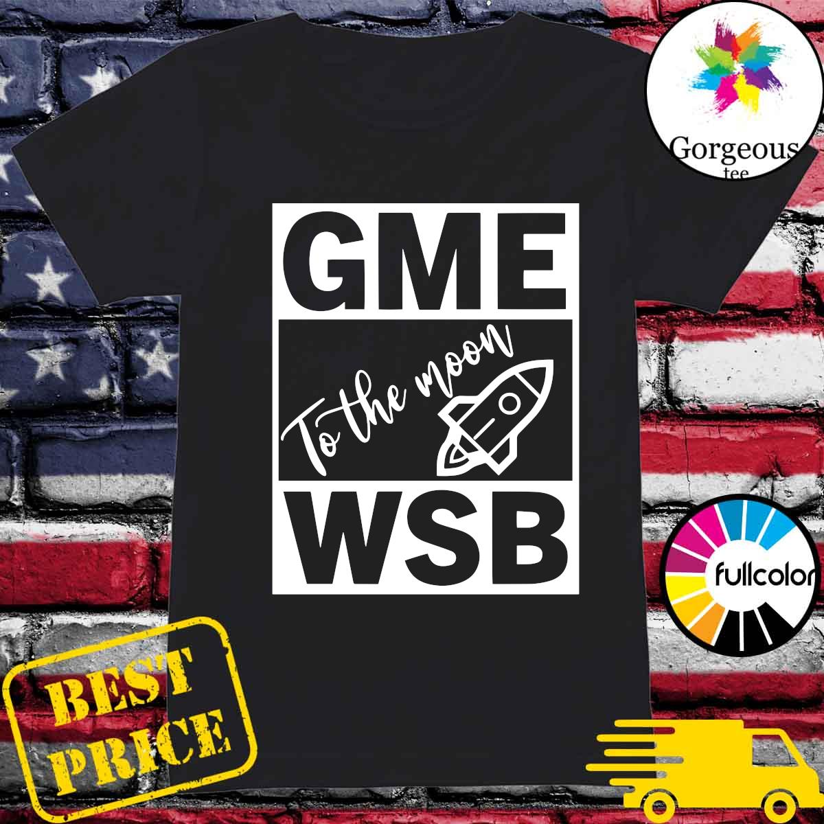 GME - WSB Game To The Moon s Ladies