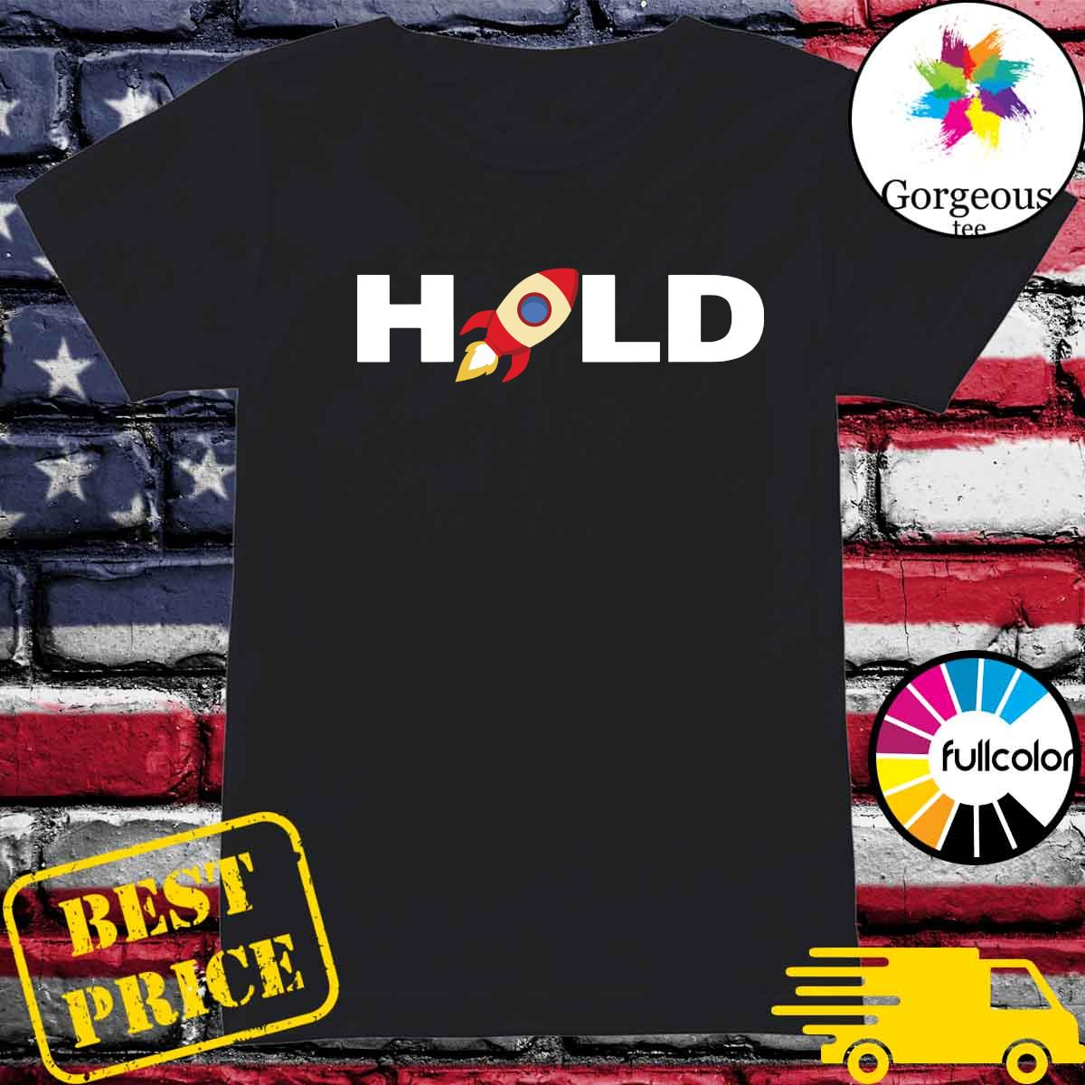 Official GameStonk - Hild Game To The Moon Shirt Ladies