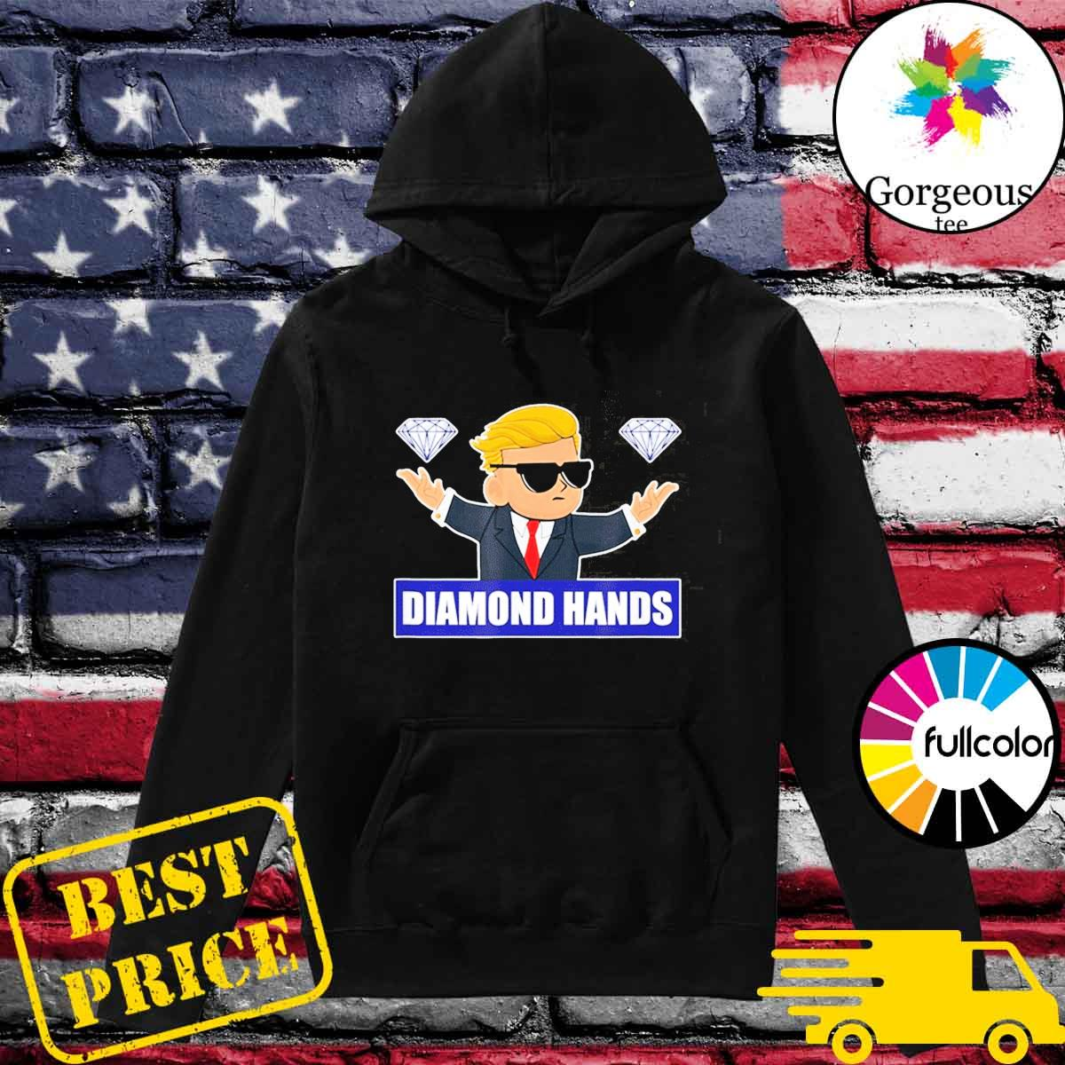 Wallstreetbets Day Trader – WSB Stock Market Options 2021 T-Shirt Hoodie